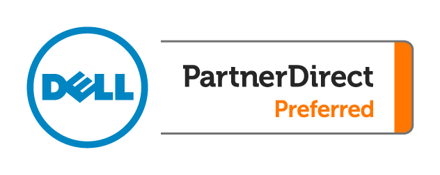 Dell Partner Logo on Computers Servers page