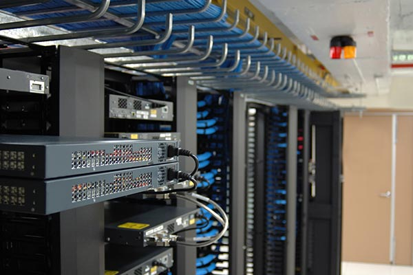 Services - Structured Cabling
