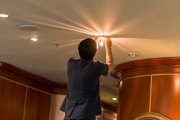 Services - Lighting Fixtures