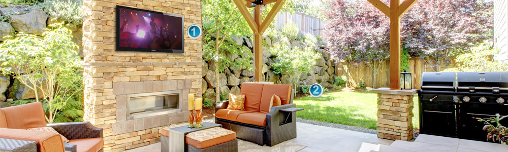 Spaces - Outdoor Living