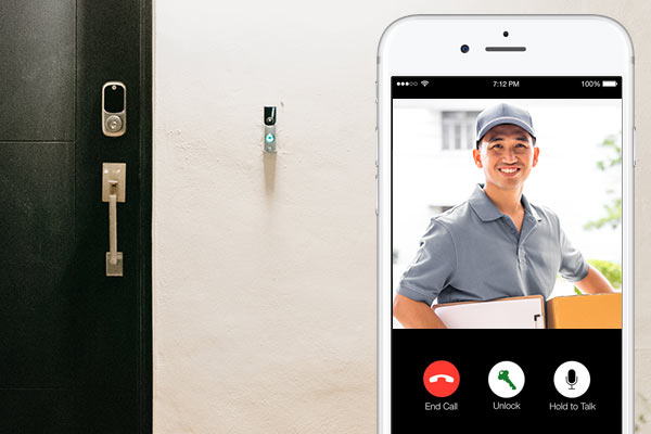 Services - Security - Doorbell