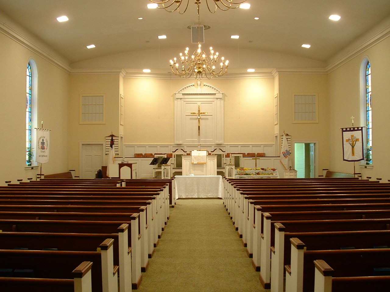 commercial - Small Church Sanctuary Design Ideas