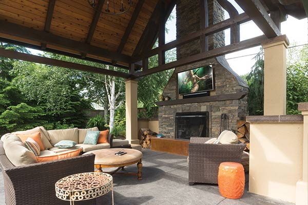 Solutions - Outdoor Living