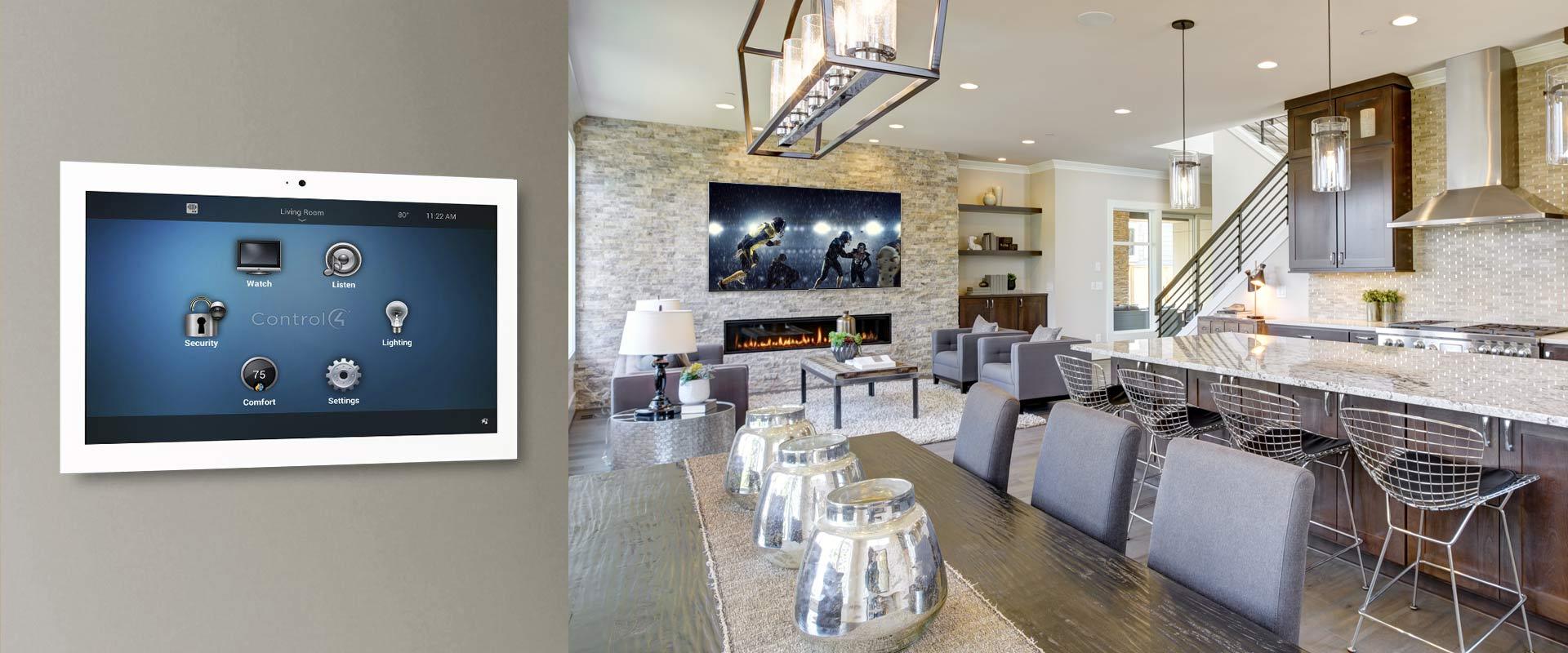 Header - Home Page Slide - Smart Home