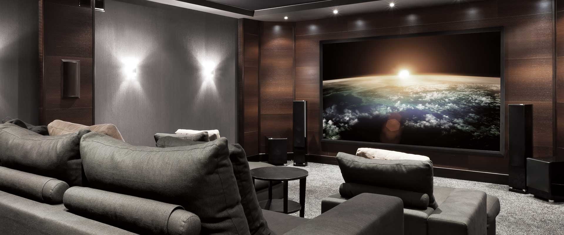 Header - Home Page Slide - Home Theater