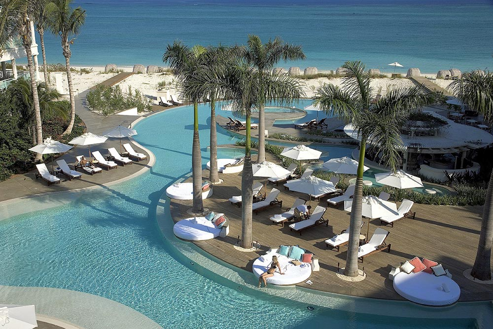 Regent Hotels Turks and Caicos