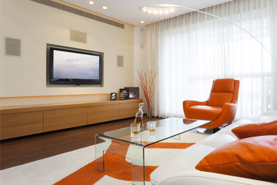 Extreme AVS - Services - Media Rooms - Family Rooms