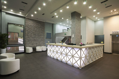 Services - Commercial - Lighting - New