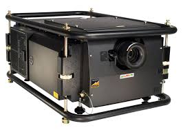 TITAN Pro Series 3  Compact, rugged and ultra-quiet for its performance class, the TITAN Pro Series 3 platform is an unmatched solution for any medium, large or staging application worthy of the performance benefits of 3-chip DLP projectors. Presenting the broadest diversity of models and capabilities within our 3-chip product line, the TITAN series is available in single, dual and quad lamp platforms. Each platform can be ordered in resolutions up to 1920 x 1200 pixels, with electronics processing, lumen levels and color-depth previously found only at the very pinnacle of the display market. By graduating to DP's latest NextGen electronics platform, TITAN Pro Series 3 displays now enlist extensive Warp & Blend capabilities and 3G-SDI input compatibility. 3D capable models provide intensely immersive imagery through connectivity with all major 3D formats. Additional attributes include long-life lamps, extensive lens and input options, Intelligent Lens Memory and optional Portrait mode capability.