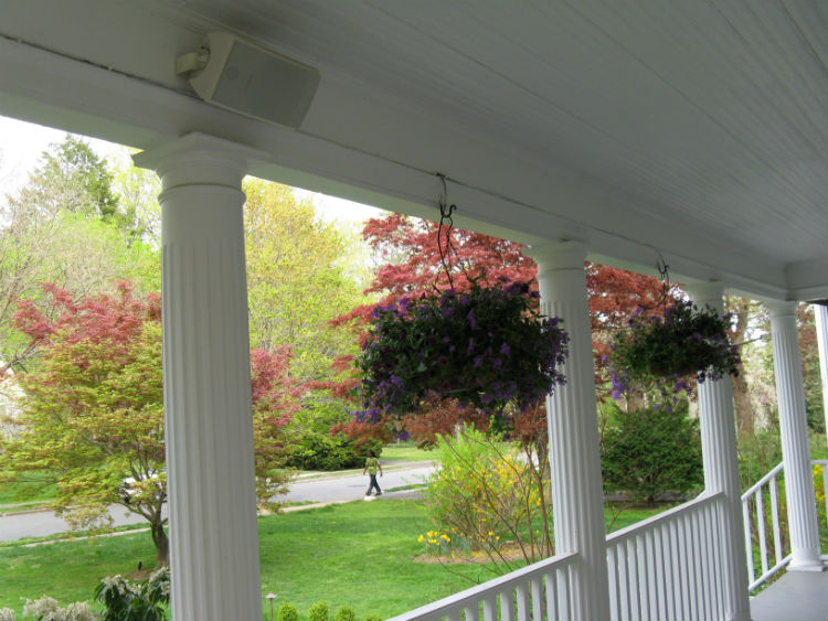 Wyeth Porch Speakers