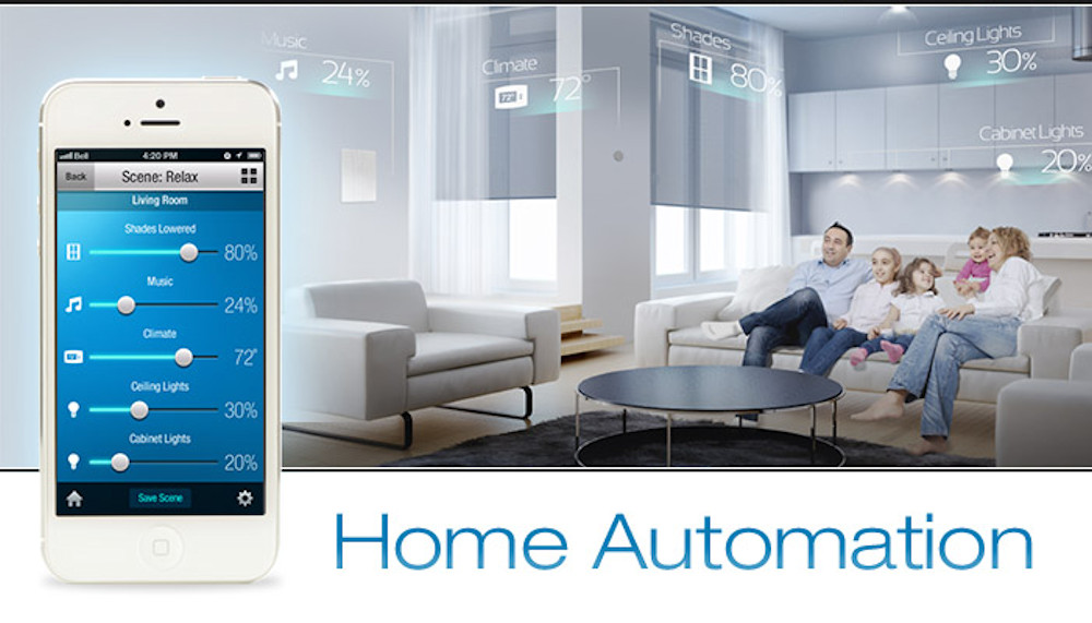 Electronics World - 3 Factors for Home Automation