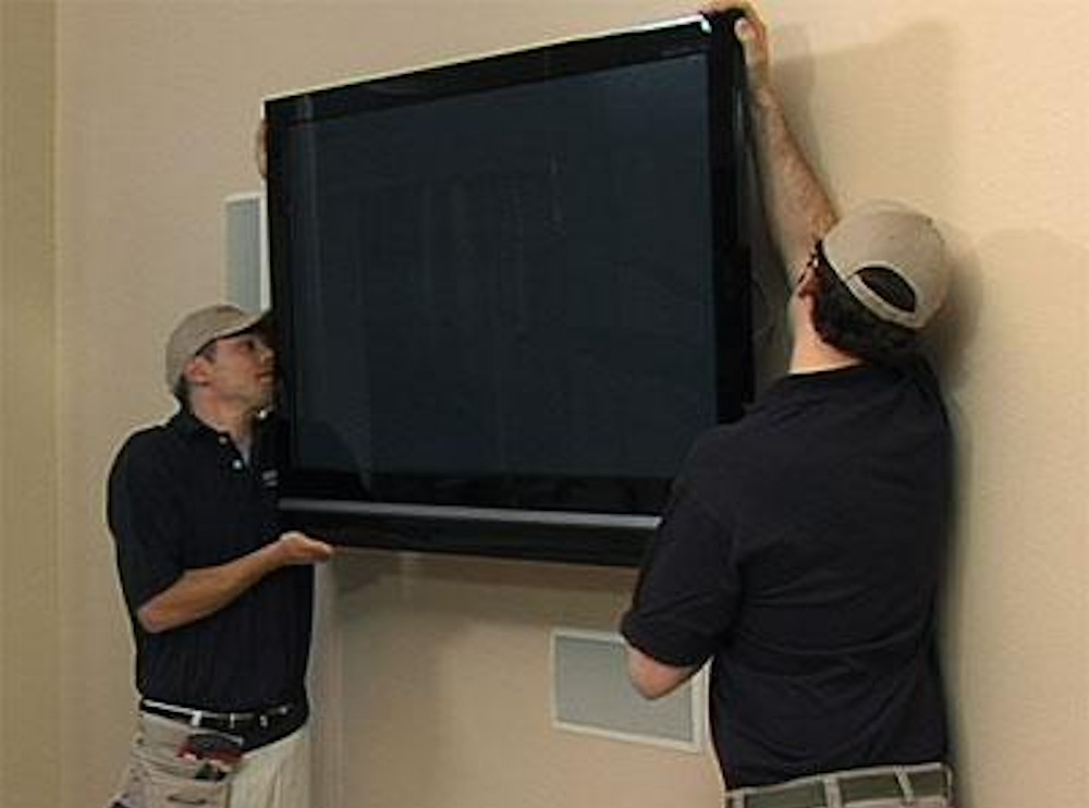 Electronics World - Hiring a Professional to Mount Your TV