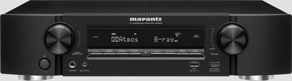 Electronics World - Marantz DTS Virtual Mode