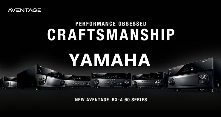 Yamaha Aventage 2016 060 series