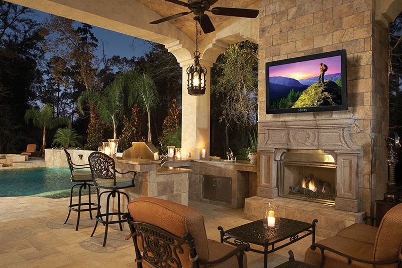 Solutions - Outdoor TV
