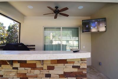 Hoppen Home Systems Outdoor Entertainment 2