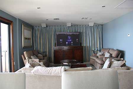 Hoppen Home Systems Surround Sound 4