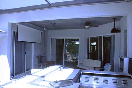 Hoppen Home Systems Outdoor Entertainment 7