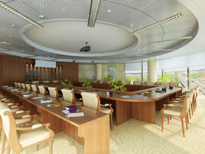 Hoppen Home Systems Boardrooms 1