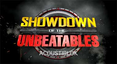 Acoustiblok Showdown of the Unbeatables Video Thumbnail