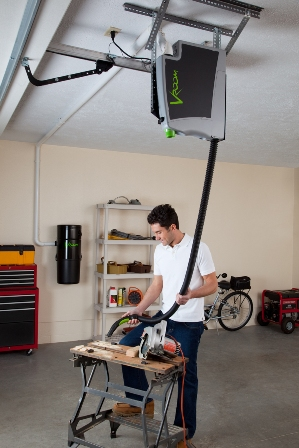 Garage Vroom Hoppen Home Systems Central Vacuum System 5