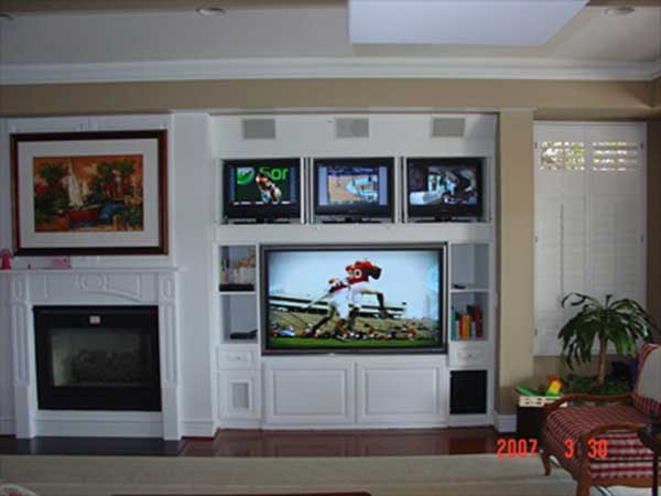 Hoppen Home Systems Home Theater 3