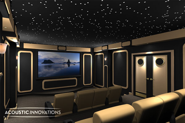 Residential - Home Theater Equipment