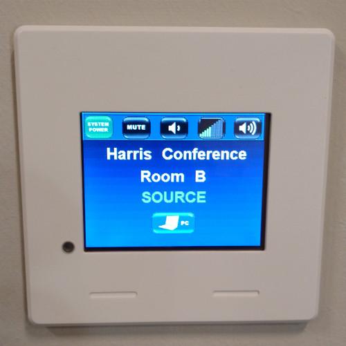 FSR Control Panel