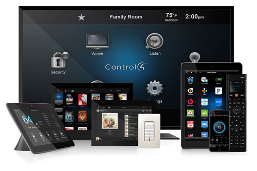 Products - Control4 - Image