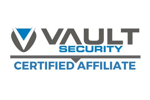 Vault Certified Affiliate Logo