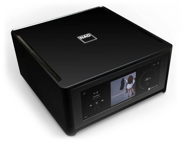 Products - NAD - m10v2