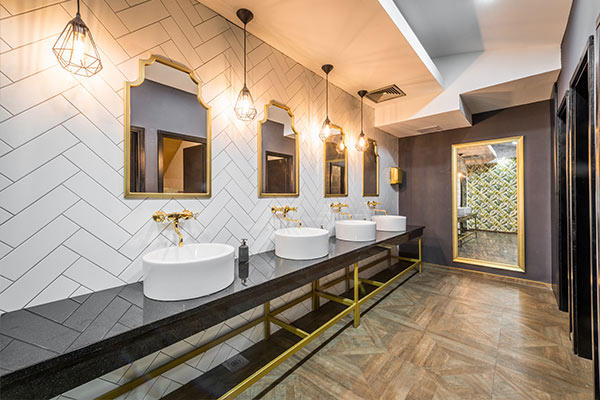 Services - Commercial - Restroom