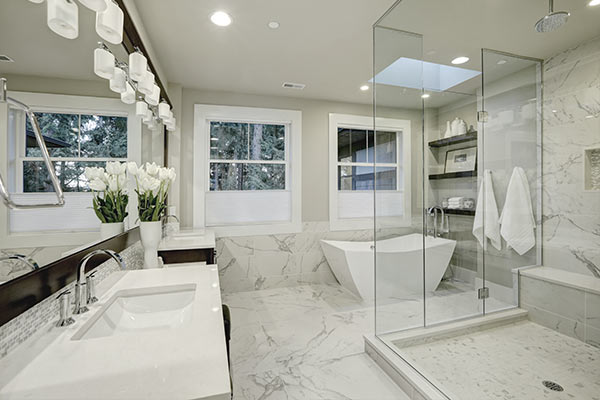 Services - Residential - bathroom