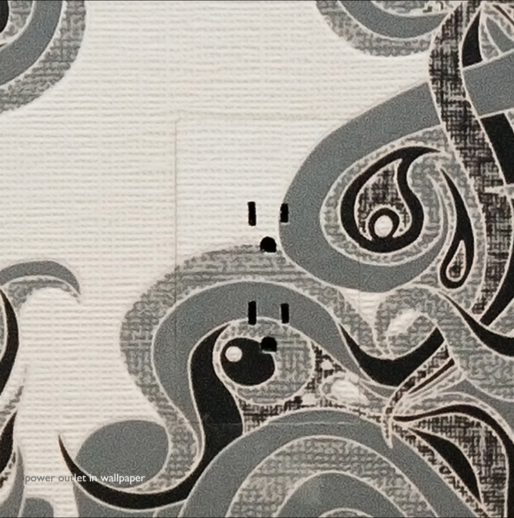 Trufig Outlet in Wallpaper