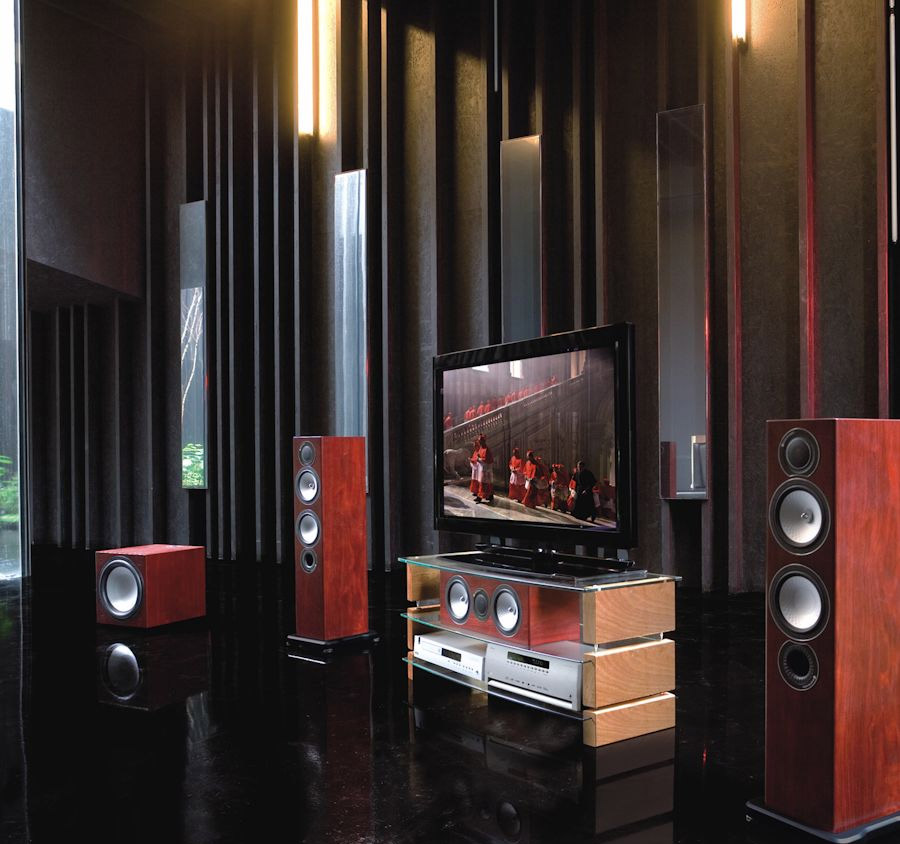 Fusion Home Systems - Monitor Audio 1