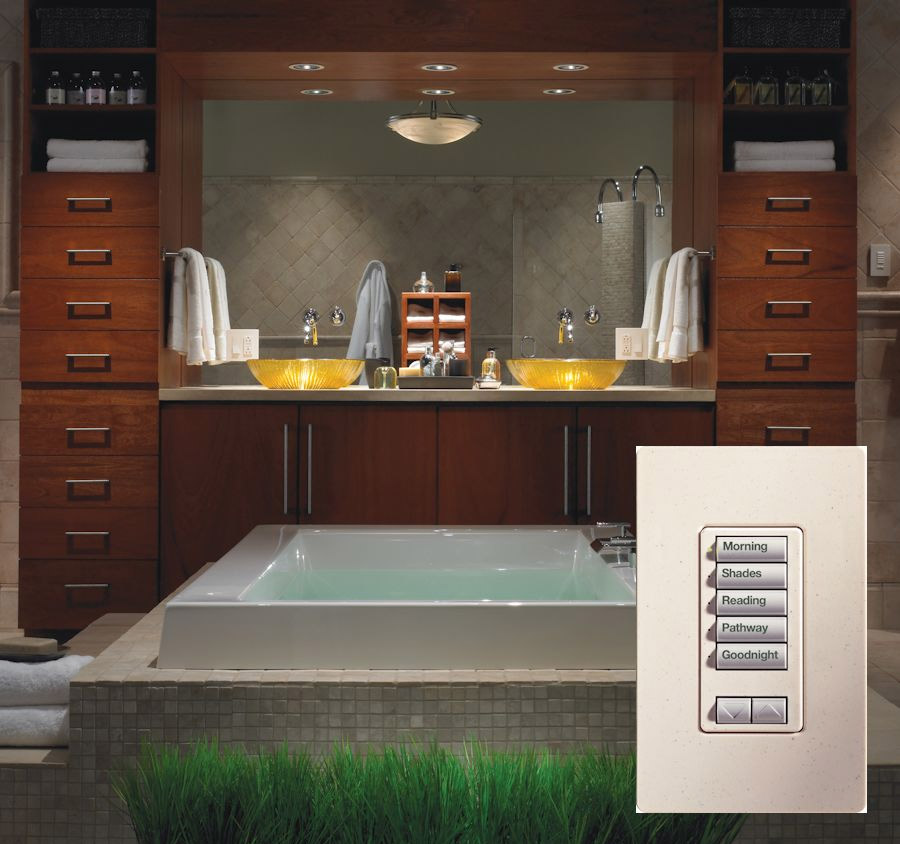 Fusion Home Systems - Lutron Scene Switch