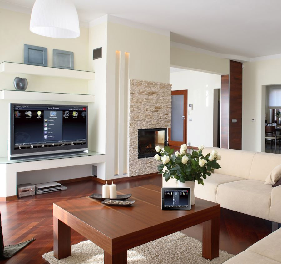 Fusion Home Systems - URC Media Room