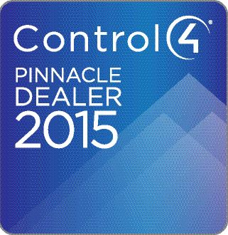 Control4 Pinnacle dealer logo