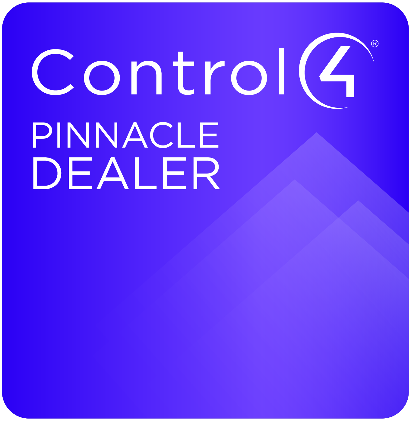 New Control4 Pinnacle logo