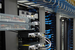 Services - Commercial - Structured Wiring