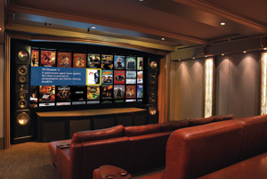 Home Theater - Image 1