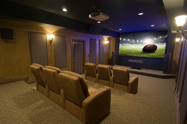Residential - Home Theaters
