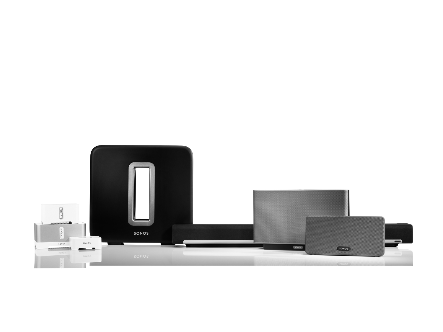 photo of Sonos products