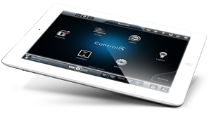 Control4 iPad - Custom Integrators