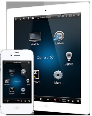 Control 4 Apple Products - Custom Integrators