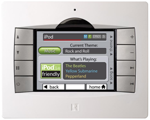 Russound Touch Panel - Custom Integrators