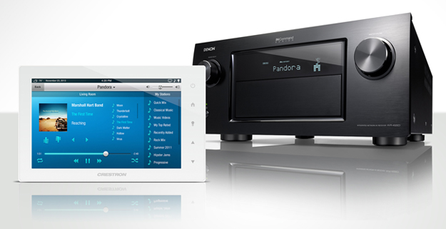 Blog - Crestron and Denon