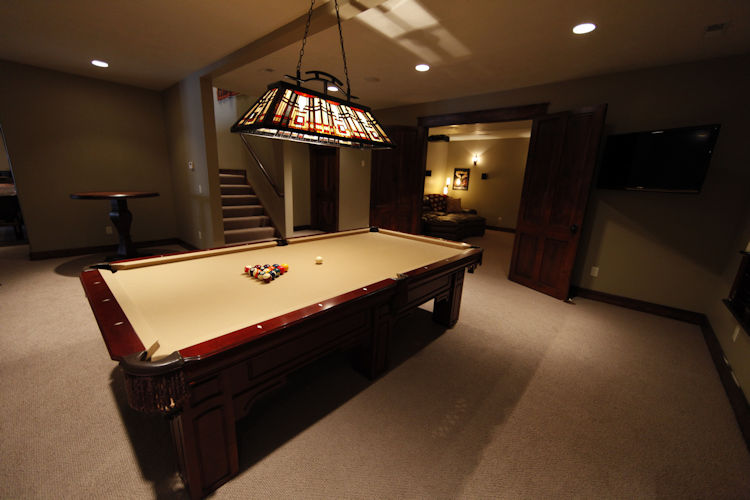 SLH Home Systems - Man Cave