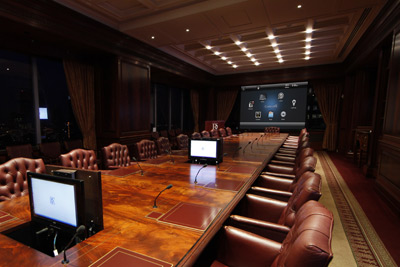 SLH Home Systems - Services - Commercial - Boardrooms