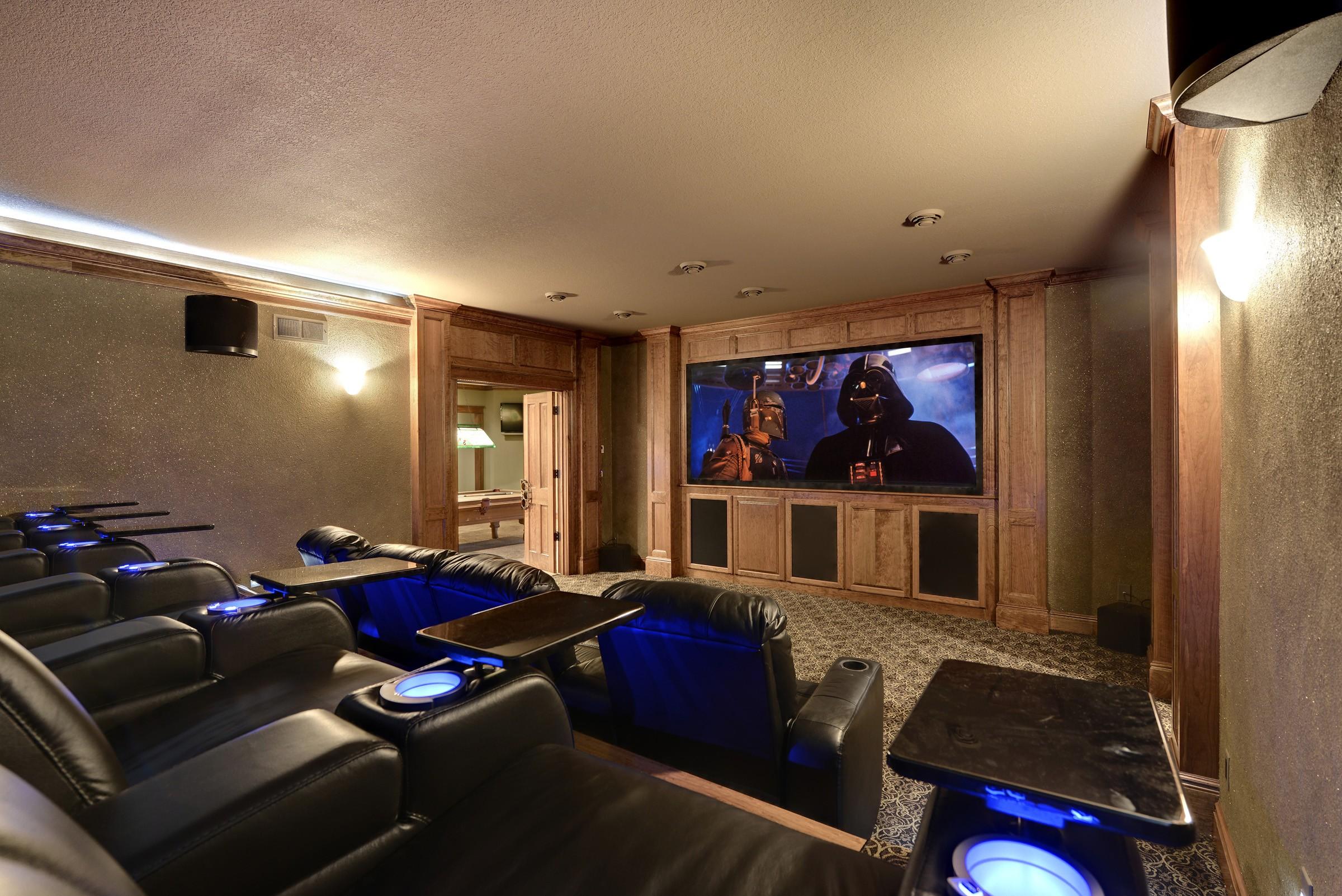 SLH Home Systems - Home Theater Installation - Minneapolis; St. Paul; Minnetonka; Wayzata; White Bear Lake; Minnesota